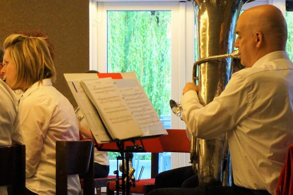 Muzikale avond met Concordia in Residentie Molenwijck