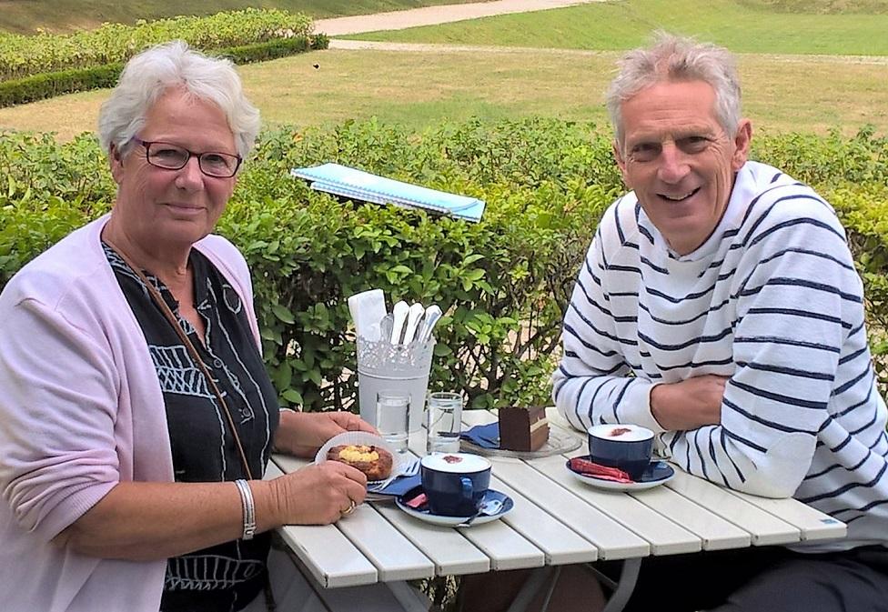 Jan Bernard en Jeanne Koolen bereiden zich voor op gelukkig wonen in de toekomst