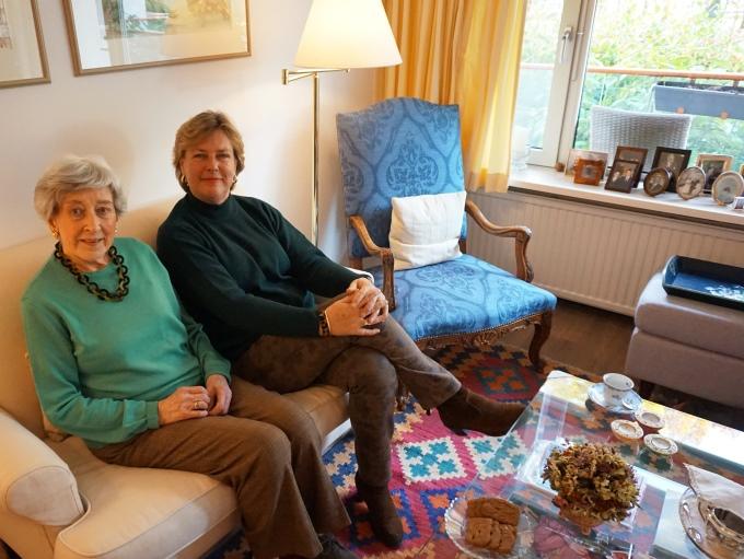 Een bewoonster van Residentie Molenwijck in Loon op Zand vertelt over haar ervaringen, samen met haar dochter